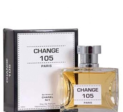 No5 Change 105 Paris Womens Perfume Eau De Parfum 100ml/3.4oz (Imitation)