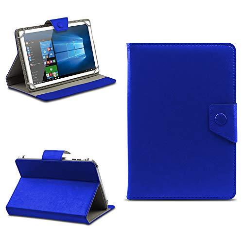 na-commerce Tablet Schutzhülle Jay-tech Tablet PC TXE10DS TXE10DW XE10D Universal Tablettasche Tasche Hülle Standfunktion in Verschiedenen Farben Cover Case, Farben:Blau