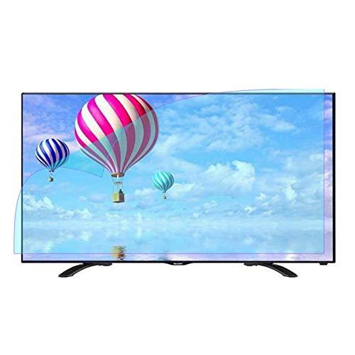 ASPZQ Anti Luz Azul Anti Radiación Protector De Pantalla De TV Antideslumbrante Adecuado para LG 32-75 Pulgadas LCD, LED, 4K OLED Y QLED Y Pantalla Curva