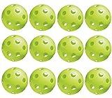 Pickleballs - 1 Dozen Jugs Lime Green Pickleballs