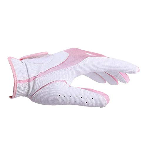 Affordable Durable Soft Comfortable Riding Gloves with Paste Strap Soft Breathable No Sweat Golf Glo...