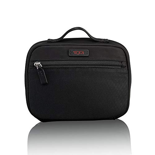 TUMI - Luggage Accessories Pouch - Travel Toiletry Bag for Men and Women - Large - Black