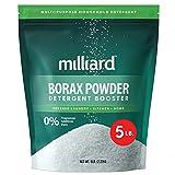 MILLIARD Borax Powder - Pure Multi-Purpose Cleaner (5 lb.)