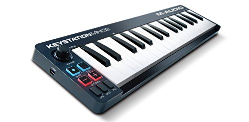 M-Audio Keystation Mini 32 II MIDI-Kontroller (32-Tasten, USB)