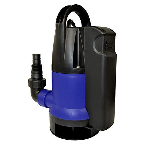 Schmutzwasserpumpe Tauchpumpe Dirt-Star-Extra-SS 550 Gartenpumpe REGENFASSPUMPE zum Bewässern und als Kellerpumpe - zum Entwässern mit integriertem Schwimmerschalter RegentonnenPumpe Regenwasser Pumpe Pumpe Drainagepumpe Schachtpumpe