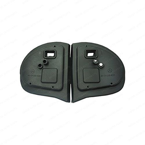 ESP845FBA 413131418 LHD selladores de goma para espejo exterior para clase M Benz W211 E y clase W203 C