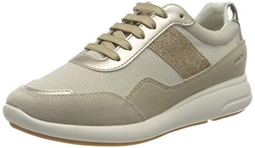 Geox D Ophira B, Zapatillas Mujer, Hellbraun C5ah6, 38 EU