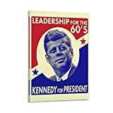 GAOZI John F. Kennedy Leadership 60er Jahre Retro Sport