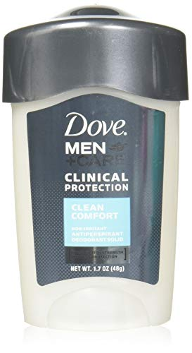 Dove Men+Care Clinical Protection Antiperspirant & Deodorant, Clean Comfort (Herren Deodorant)