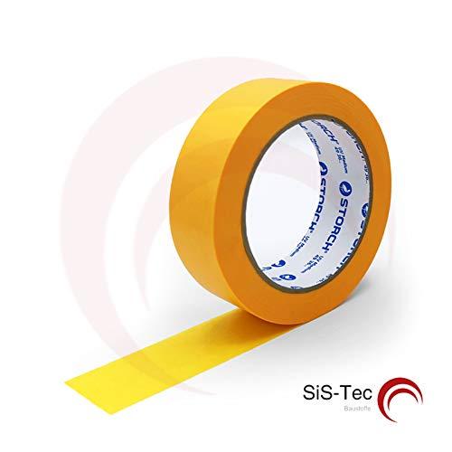 Storch SUNNYpaper Malerkreppband Klebeband - DAS GOLDENE UV MEDIUM 30 mm x 50 m 2 Stück