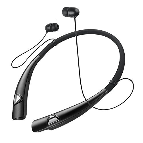 Feicuan Bluetooth Earphones Neckband Wireless Headphones in-Ear Magnetic Headset Stereo Earbuds for Sports Gym Running