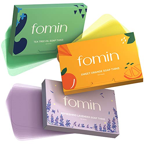 Fomin Hand Soap Sheets
