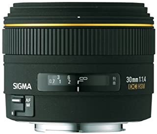 Sigma 30mm f/1.4 EX DC Lens for Minolta and Sony Digital SLR Cameras (B000FG6CM4) | Amazon price tracker / tracking, Amazon price history charts, Amazon price watches, Amazon price drop alerts
