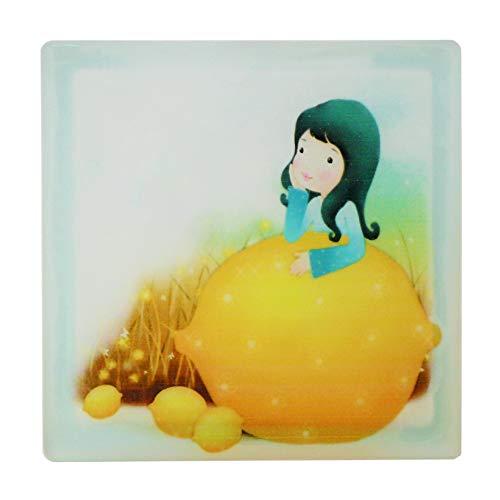 ガラスブロック 花瓶 インテリア雑貨ブックエンド貯金箱絵画芸術品のガラスブロック花瓶gb18980