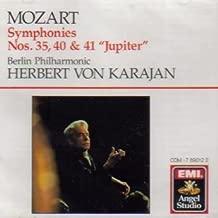 Mozart: Symphonies Nos. 35, 40, & 41 - Jupiter