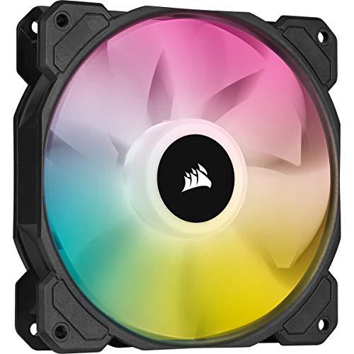 Ventilateur PWM CORSAIR iCUE SP120 RGB ELITE Performance 120 mm
