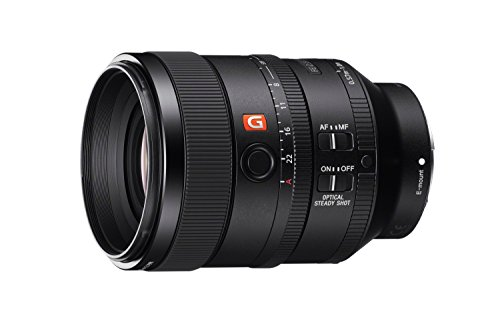 Sony SEL100F28GM 100mm f2.8 Medium-telephoto Fixed...
