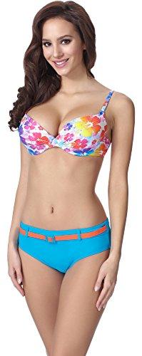 Merry Style Dames Push Up Bikini Set F23