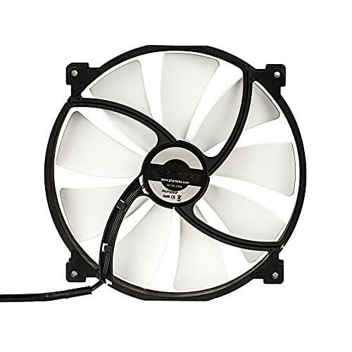 Phanteks 850RPM Case Fan Blades 20030mm Fan Retail Cooling PH-F200SP_BK Black