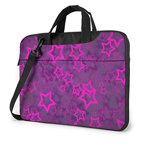 XCNGG Laptop Bag, Bright Ball Shape Business BriefcaseBag Cover for Ultrabook, MacBook, Asus, Samsung, Sony, Notebook 14 inch