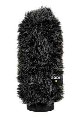 Rode WS6 Deluxe Shotgun microfoon-windscherm WS7 Deluxe Windshield grijs