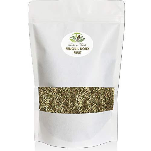 Tè dolce semi di finocchio - infusione di allattamento al seno a base di erbe drenante diuretica e disintossicante - 50g