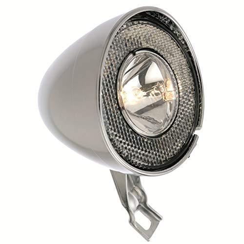 Busch & Müller koplamp Lumotec Retro N, zilver, 6 x 4 x 4 cm