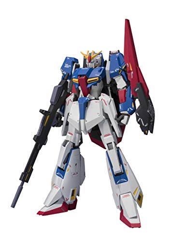 METAL ROBOT魂 (Ka signature) 機動戦士Zガンダム [SIDE MS] Zガンダム 約140mm ABS&PVC&ダイキャスト製 塗装済み可動フィギュア