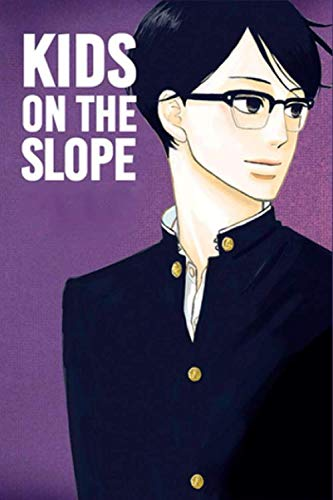 KIDS ON THE SLOPE: Notebook - Journal for Writing, sketching - Anime Lined,  gift for Girls & Boys - (6x9 - 100 Pages)