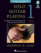Solo Guitar Playing, Book 1, 4th Edition (Book & CD)