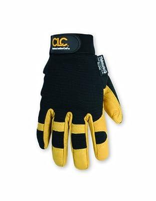 Custom Leathercraft Top Grain Goatskin Insulated Gloves
