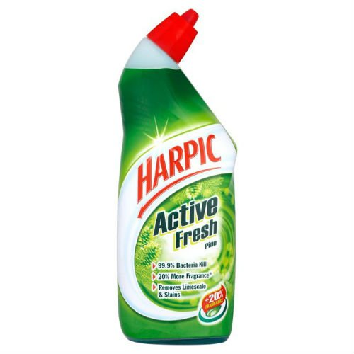 Harpic Active Fresh Cleaning Gel Pine 750ml Case of 4