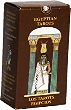 Egyptian Tarot Miniature Deck