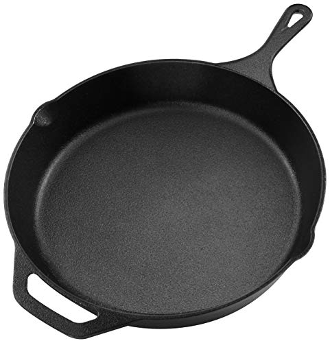 (cast iron skillet) example of college graduation gift for him
