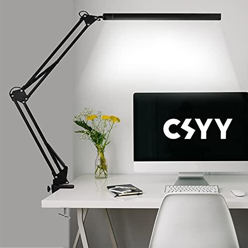 lampada da scrivania 220v led Lampada da Tavolo con Morsetto