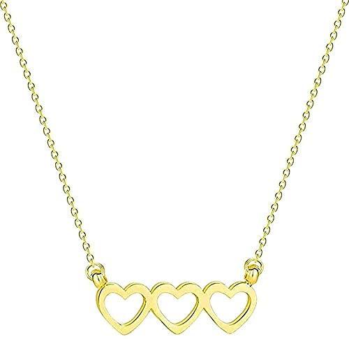 CCXXYANG Co.,ltd Collar Collar De Fase Lunar De Acero Inoxidable para Mujer Joyería De Galaxia Estrella Fugaz Colgante De Esmalte Lunar Collar Regalo