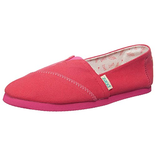 Paez So Happy Classic's Kinder Espadrilles, Slipper, rot, Gr. 37, Neu
