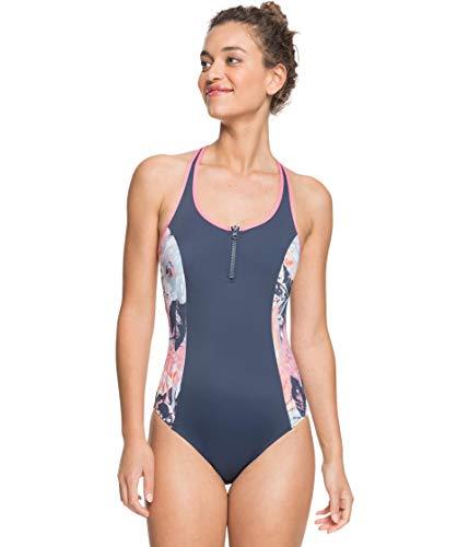 Roxy Fitness One-Piece Swimsuit Mood Indigo SM