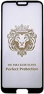 شاشة حماية زجاجية منحنية 5 دي صلابة 9 اتش لموبايل هونور 10 - اسود