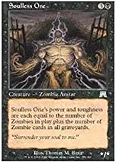 Magic: the Gathering - Soulless One - Onslaught