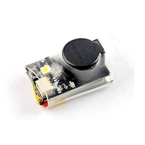 BouBou Uruav Ur10 Versión Avanzada Drone Tracker Finder Buzzer 90Db con Led Y Sensor De Actitud Giroscópica para FPV Racing Drone