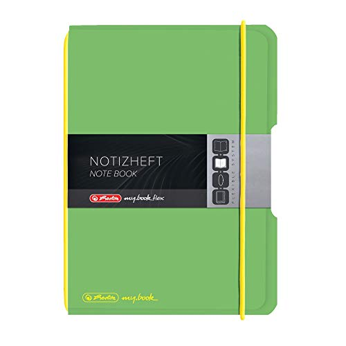 Herlitz 11361581 Notizheft My Book flex...