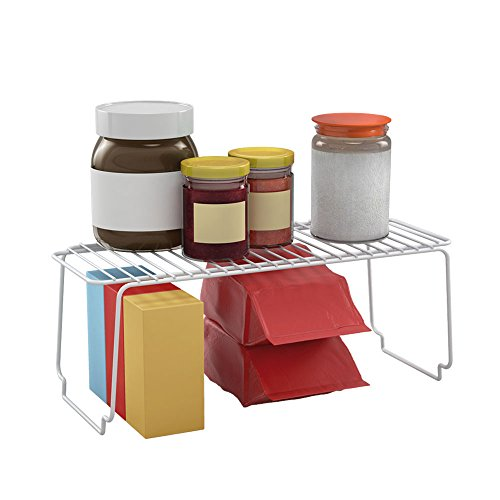 Metaltex Space Line - Estante apilable de cocina