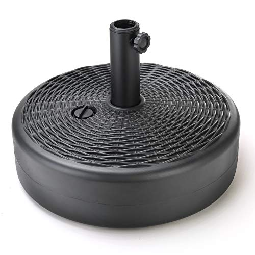 Home Zone Living 40lb Round Fillable Patio...