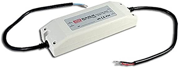 Mean Well ELN-60-24D 60W 24V 2.5A Power Supply LED Driver Water & Dust-proof