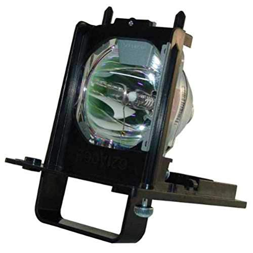 Original 915B455011 Replacement TV Lamp with Housing for Mitsubishi WD-73640, WD-73740, WD-73840, WD-82740, WD-82840, WD-73C11, WD-73CA1 (Powered by Osram P-VIP)