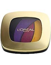 L'Oréal Paris Color Riche Quads cienie do powiek, S3 Disco Smoking, 2,5 g