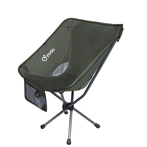 chaise en Plein air Mini Retour De Pêche Lune De Stockage Portable Pliante Directeur Croquis Sac à Dos Pliante, Taille: 58 * 73cm (22.8 * 29in)