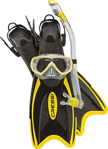 Top 10 cressi snorkel set adult xl for 2021