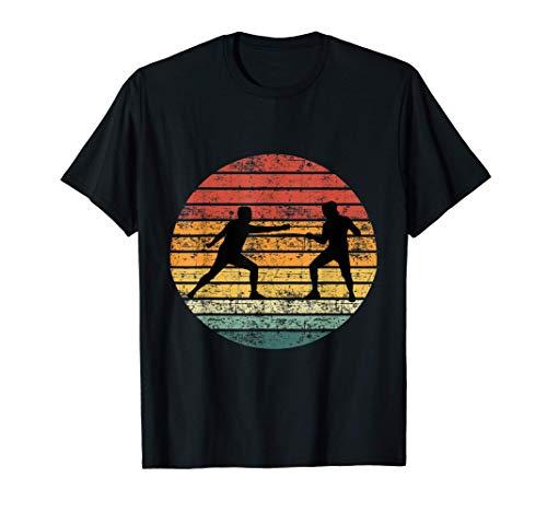 Andere Sportarten sind sinnlos Schwert Fechten T-Shirt
